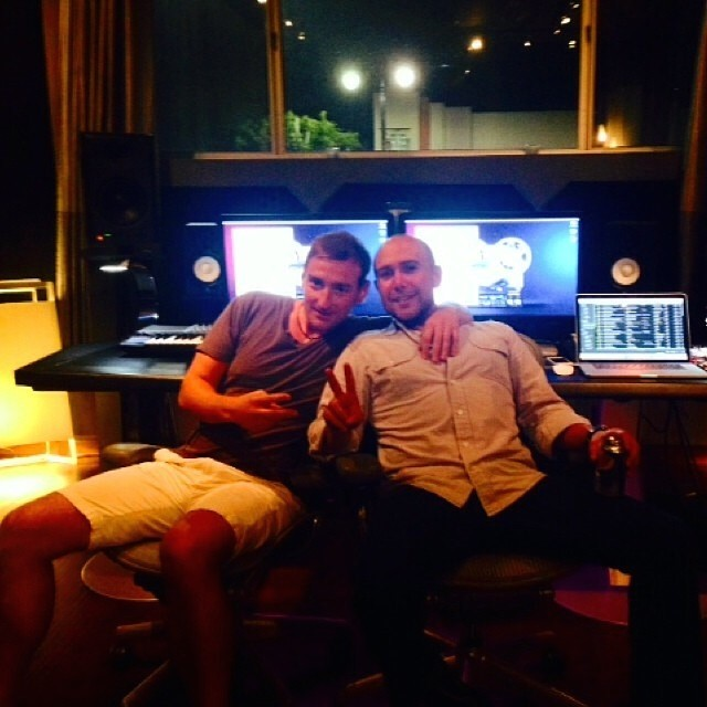 @theryanfitz from the Groove Cruise came to my recording studio, but he didn't like the music so he didn't book me for his party... :-(