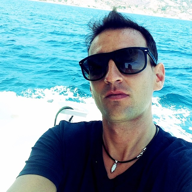 Yacht selfie... What a great day, needed some fresh air and relaxing after the weekend touring!
