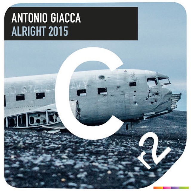 My track Alright is finally out on @cr2records and you can download it here: www.giacca.dj/alright thanks for support guys, I know a lot of you have been waiting for this one! AG